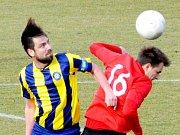 Z utkání MFK Chrudim B vs. TJ Svitavy (0:2).