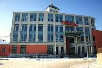 Multifunkční centrum Fabrika Svitavy.