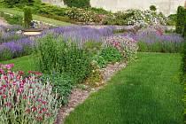 Italská zahrada.