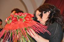 Květinová show s velkým finále. Šestý ročník Květinové show v Moravské Třebové se nesla v duchu barevného kouzlení.