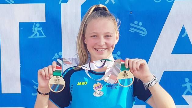 Zlaté jsou dobré. V Elišce Červené si regionální atletika hýčká mimořádný talent. Dva olympijské tituly jsou toho dokladem.