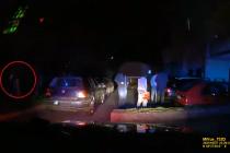 Opilého řidiče policisté hravě doběhli