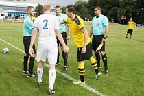SKP Slovan Moravská Třebová vs. SK Vysoké Mýto