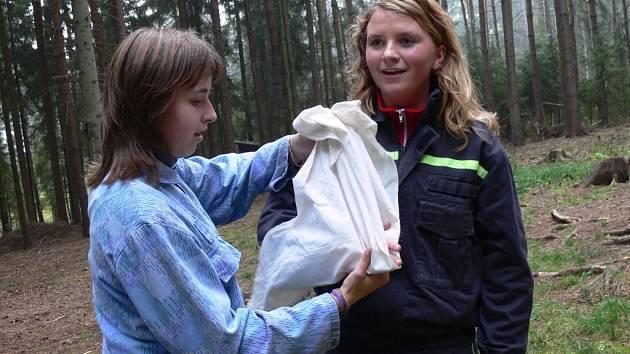 Mladí hasiči prokázali na soutěži Plamen v Jevíčku svoji fyzickou zdatnost. Stříleli ze vzduchovky, běhali lesem a vyzkoušeli si také základy první pomoci. U přehrady se sešlo téměř šest stovek dětí od šesti do osmnácti let.