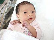 LENA MJACHKÁ. Přišla na svět 28. září v 18.32 hodin. Vážila 2,74 kilogramu a měřila 47 centimetrů. S rodiči Lenkou a Jurajem a tříletým bráškou Jurajem bydlí v Radiměři.