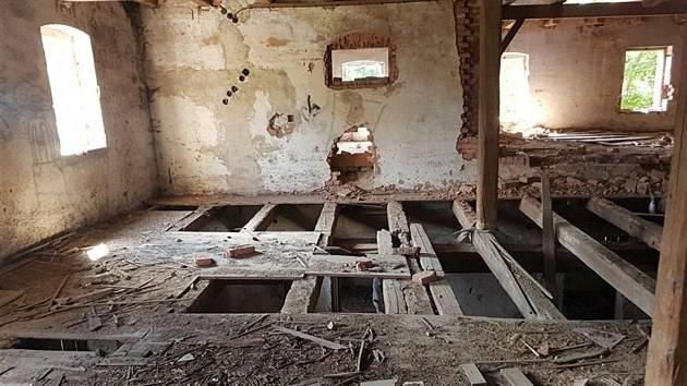 Historický mlýn v sousedství zámku v Moravské Třebové je ostudou města.