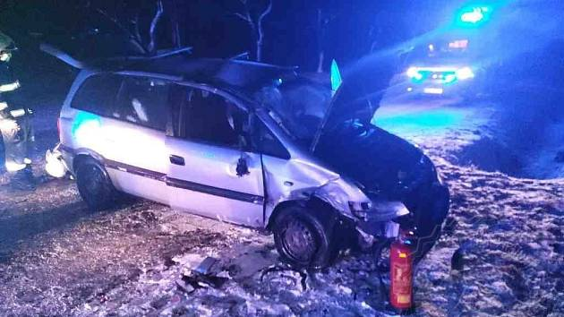 تصادف جاده ای در نزدیکی Polichka
