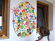 Velikonoční inspiraci mohou hledat návštěvníci v ateliéru u Dudychů v Litomyšli.