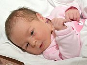 VIKTORIE KALODOVÁ. Narodila se 15. dubna Veronice a Lukášovi z Pohledů. Měřila 48 centimetrů a vážila 3 kilogramy. Má sestru Nelu.
