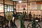 Muzeum tisku v Litomyšli.