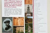 Publikace je k dispozici na vyžádání v moravskotřebovském Turistickém informačním centru.