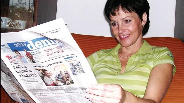Jana Tomášková z Vysokého Mýta vyhrála novou Škodu Fábii.