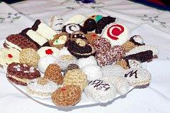 Cukroví, po kterém rozhodně nepřiberete