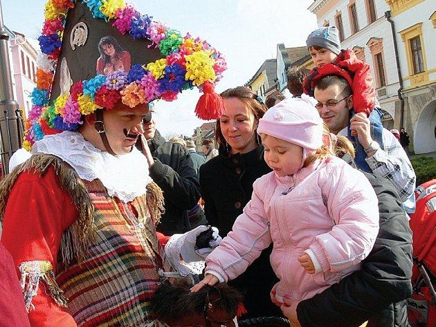 MASOPUST ve Svitavách se koná již pět let v režii originálních maškar z Vortové.