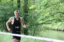 Triatlonista Tomáš Kabrhel