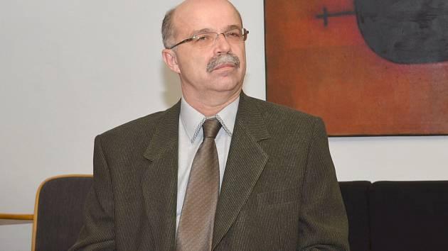 Miroslav Vlach není v nemocnici žádným nováčkem. Působí v ní už od roku 2001.