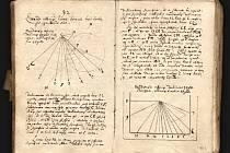 Langerův rukopis.