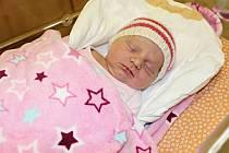 Olivie Prudilová přišla na svět 6. ledna v 10.53 hodin. Vážila 2,96 kilogramu a měřila 47 centimetrů. S rodiči Petrou a Tomášem a tříletou sestřičkou Emmou bude vyrůstat v Rozhraní.