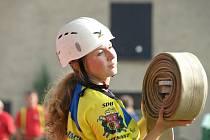 Svitavská liga v požárním útoku pro rok 2012 je už minulostí. Uzavřel ji závod O pohár starostky obce Sádek poslední zářijovou sobotu.