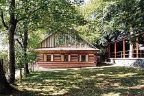 Kulturní zařízení Hudálna v Chrastavci.