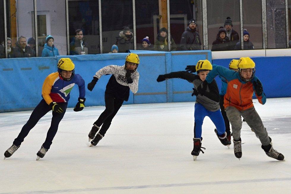 Hry VIII. zimní olympiády dětí a mládeže 2018