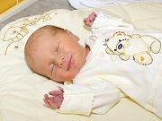 ONDŘEJ CHMELÍK. Narodil se 31. března Andree a Tomášovi z Chotěnova u Litomyšle. Měřil 47 centimetrů a vážil 2,54 kilogramu.