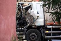 Nehoda v Březové nad Svitavou.