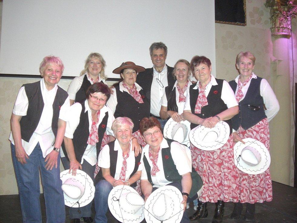 Klub Srdíčko měl v Praze velký úspěch