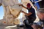 کارشناسان دانشکده مرمت در Litomysl انتظار دارند که در زمینه حفاظت از بناهای تاریخی در الجزایر کار کنند.