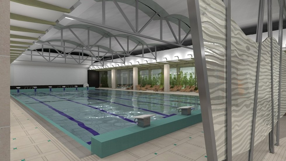 Hledá se firma na stavbu bazénu pro Svitavy