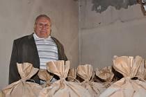 JAN FAULHAMMER  cítil, že musí obnovit tradici, kterou vytvořili jeho předci. Mlýnu v Tržku se daří.
