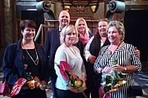 Ve čtvrtek byla v Zrcadlové kapli pražského Klementina slavnostně předána cena Knihovna roku 2019.