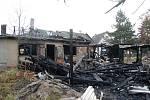 Noční požár truhlárny v Borové způsobil škodu za více než milion korun.