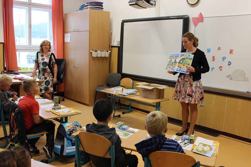 Zahájení školního roku v Moravské Třebové.