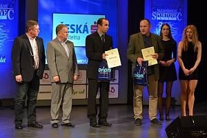 Martin Lipenský byl v Tylově domě v Poličce minulý týden oceněn mezi regionálními trenéry na vyhlášení ankety Nejúspěšnější sportovec roku regionu za rok 2018.