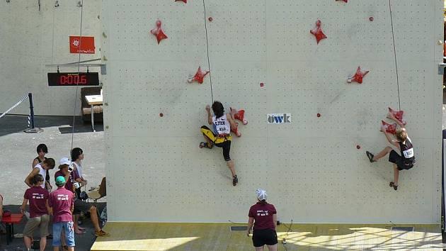 Svitavští lezci úspěšní v rakouském Imstu.