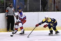 HC Litomyšl vs. HC Spartak Choceň.