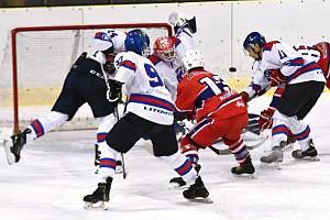 HC Litomyšl vs. HC Hlinsko.