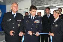 Budovu policie ve Svitavách otevřel policejní prezident.