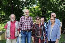 V Regionálním muzeu v Litomyšli připomínají 170. výročí narození Aloise Jiráska unikátní výstavou. Sobotní vernisáže se zúčastnili i potomci spisovatele.
