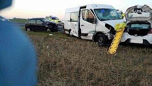 Tragická nehoda na I/35, 18.9.2018