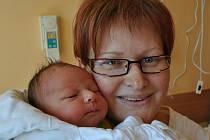 Radek Krška těší od 28. června od 18.06 hodin rodiče Petru a Aleše z České Třebové. Narodil se v porodnici v Litomyšli, kde mu navážili 3,5 kg a naměřili 50 cm.