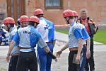 Svitavská liga hasičů odstartovala. Jarní sluníčko vytáhlo hasiče dobrovolných sborů nejen z našeho okresu k novému ročníku závodu svitavské ligy v požárním útoku.
