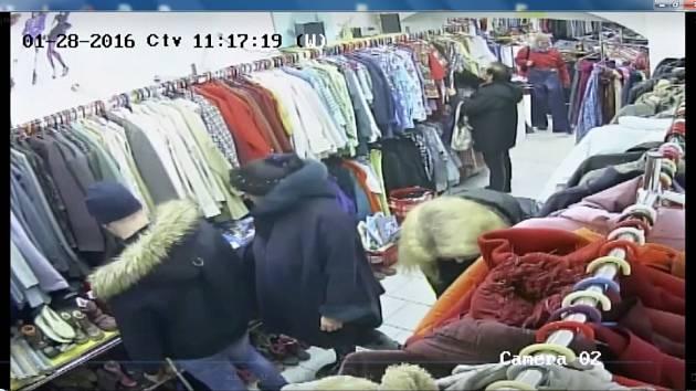 Parta ukradla ženě peněženku. Jenže kriminalisté nakonec vykutálenou dvojičku dopadla.