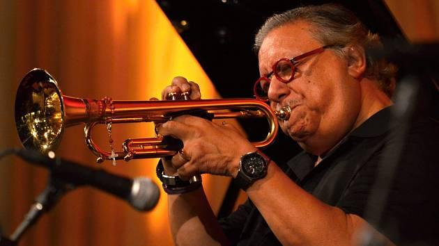 Arturo Sandoval v Litomyšli.