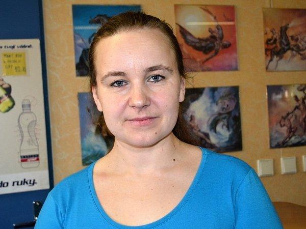 Dana Rozhonová.