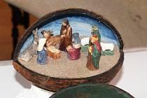 BETLÉMY patří k Vánocům. Výstava je ke zhlédnutí v kostele Rozeslání svatých apoštolů v Litomyšli.