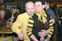 V litomyšlské Kotelně uspořádal  fotbalový klub městské fotbalové ligy Sokol Tokyjo netradiční ples.