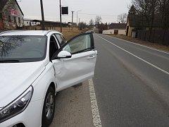 Viděli jste dopravné nehodu?
