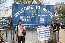 UVÍTÁNÍ v Nepálu